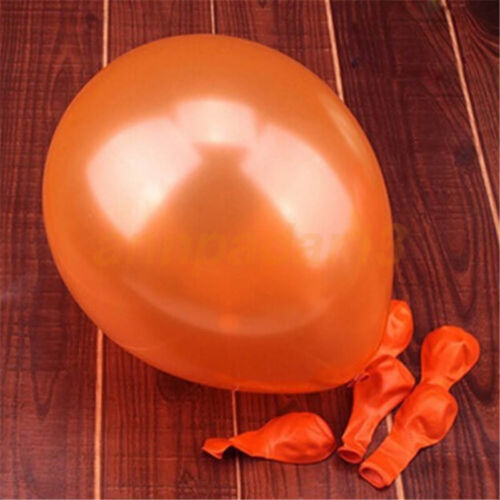 """10/"""" Balloon Colorful Pearl Latex Celebration Birthday Party Wedding Prom"""
