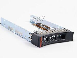 New-2-5-034-SAS-SATA-Hard-Drive-Caddy-Tray-Sled-44T2216-for-IBM-x3650-M3-x3500-M2