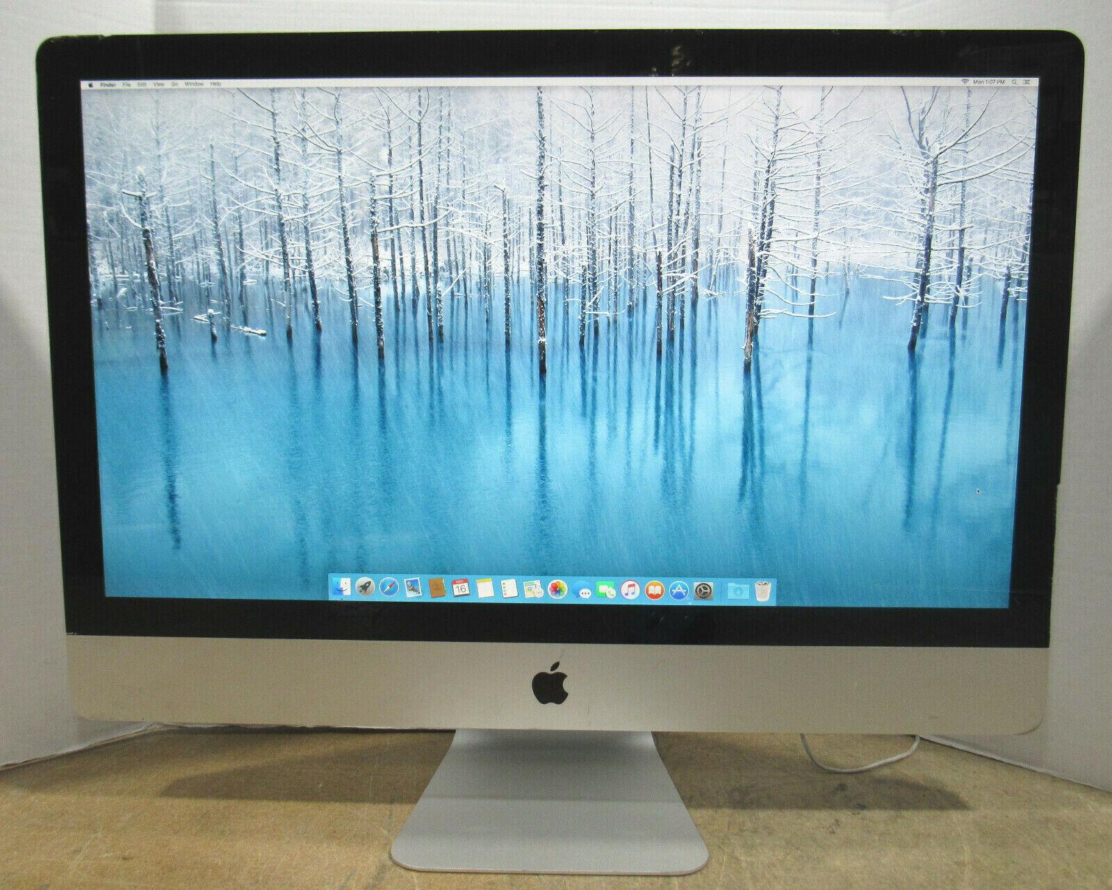 Mid 2010 Apple iMac A1312 27