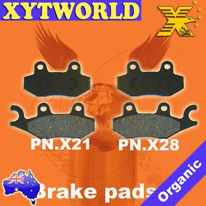 FRONT-Brake-Pads-for-Kawasaki-KLF-300-Bayou-1989-2005