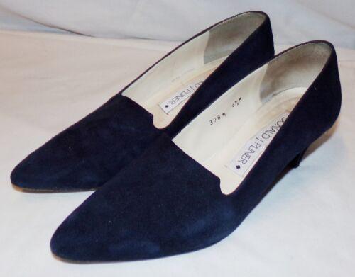 Zapatos Zapatillas Mujer Pliner 1 Marino 2 Azul Donald M Tacones 6 n1ARqAPz