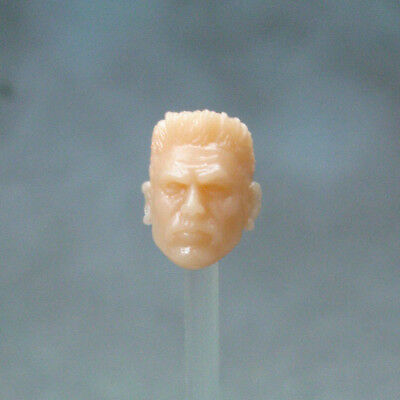 """MH169 Custom Cast Sculpt part Male head cast for use with 3.75/"""" action figures"""