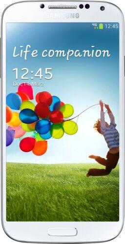 Samsung Galaxy S4 weiß