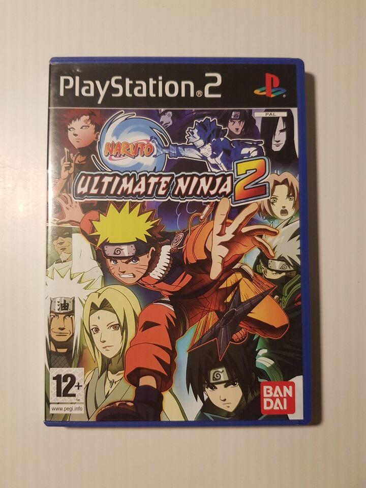 Naruto Shippuden, PS2
