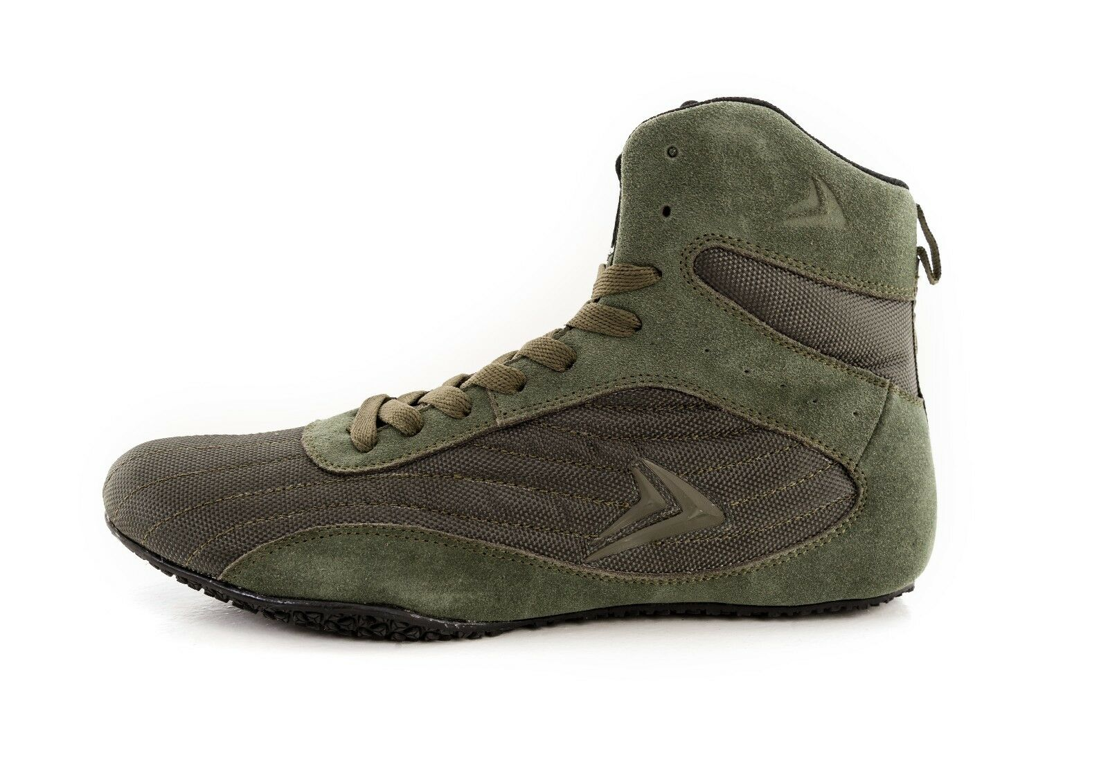 PIMD Khaki X-Core V2 Gym Boots - - - Hightop shoes Weight Lifting Fitness Workout 41d215