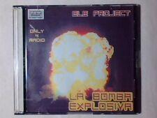 ELE PROJECT La bomba explosiva cd singolo PR0M0 RARISSIMO