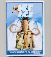 Ice Age 2002 Pg Animated Family Movie, Dvd Ray Romano John Leguizamo D Leary