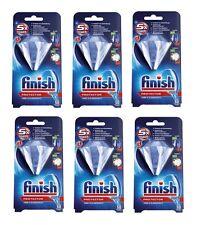 Finish Protector Farb- und Glanzschutz Reiniger Spülmittel Geschirreiniger 6 Stk