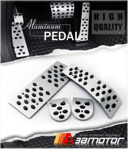 Manual Aluminum Pedal Set for 2004-2008 Acura TSX 2002-2007 EURO Accord CL7 M//T