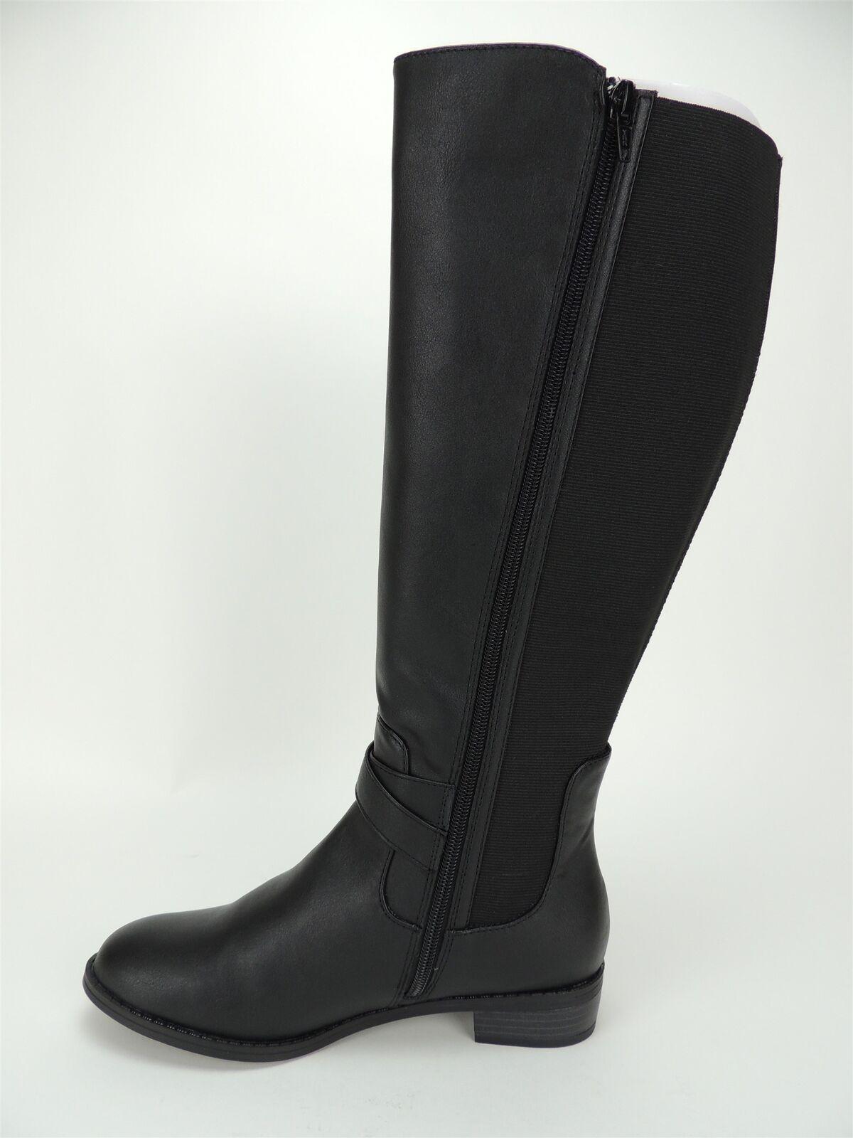 Karen Scott Mujer Mujer Mujer Davina Botas de Montar Talla Negro 7 M 02ec32