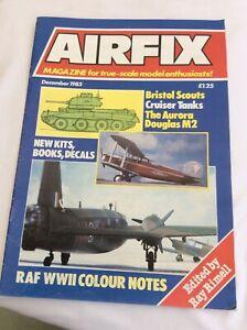 Airfix-Magazine-December-1985-The-Aurora-Douglas-M3