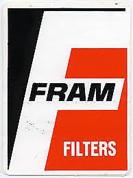FRAM FUEL FILTER FITS BMW E30 316 318 320 325 E36 316 318 E31 E32 740 E34 540