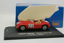 Ixo 1/43 - Ferrari 166 MM Winner Le Mans 1949