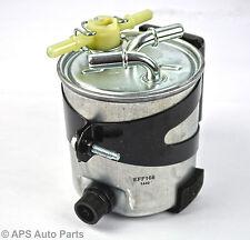 Renault Megane Filtro De Combustible Nuevo servicio de reemplazo Motor Car Gasolina Diesel