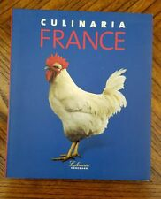 Culinaria France: A Literary,Culinary,and Photographic Journey for Gourmets