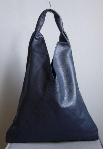 cuir ᄄᄂ Italia Sac femme ᄄᄂ Nouveau main pour Sac en bandouliᄄᄄre Shopper bleu modᄄᄄle Nwvmny80O