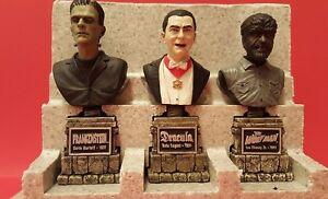 The-Monster-Collection-Sammlung-Frankenst-Dracula-und-The-Wolfman-NEU-amp-OVP-o-DVD