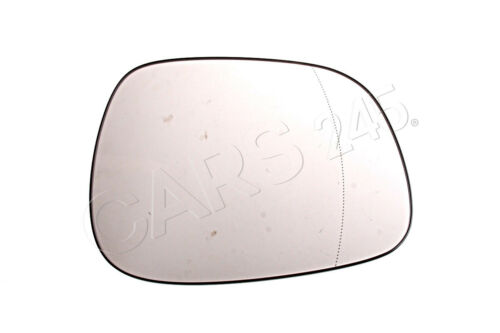 BMW X3 E83 2007-2009 Side Mirror Glass Heated Aspheric LEFT