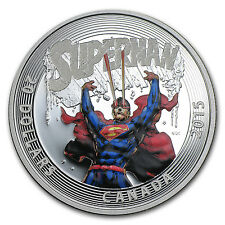 2015 Canada Silver Iconic Superman™ Comic Book Covers (#28) - SKU #90694