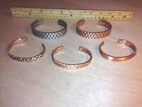 Magnetic & Copper Bracelets, Fashionable Magnetic Healing, Alternative Therapy