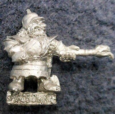 1988 Nani Del Caos Trappola Crew Firer C22 Citadel Cannon Gun Warhammer Esercito 0312 Gw-mostra Il Titolo Originale