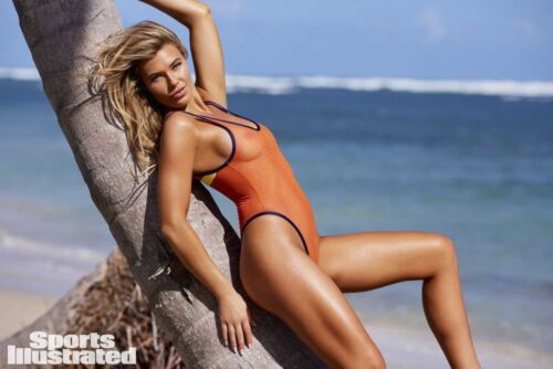 SAMANTHA HOOPES Various D 2018 Sports Illustrated SI Swimsuit Bikini Model