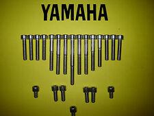 Yamaha 50cc FS1E Sprudel Edelstahl SS Motor Schrauben Sechskantschrauben Set Neu
