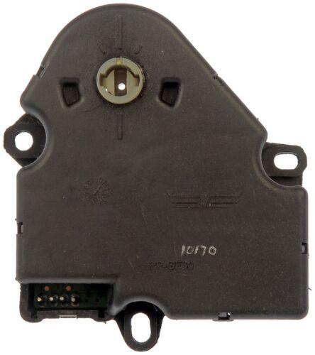 HVAC Heater Blend Door Actuator Left Dorman 604-117 Fits GM# 10424940