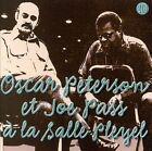 Oscar Peterson et Joe Pass à la Salle Pleyel by Joe Pass/Oscar Peterson (CD, Feb-1997, 2 Discs, Pablo/OJC)