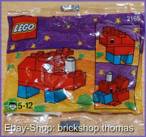 NEU OVP Nashorn Rhinozeros Rhinocerous Lego Basics 2165