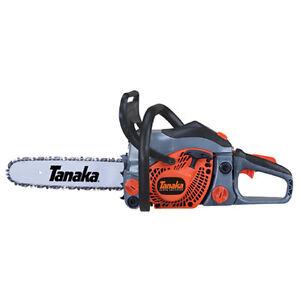Tanaka-TCS33EB-14-32cc-14-034-Chainsaw-Gas-Powered-Chain-Saw-NEW-TCS33EB14