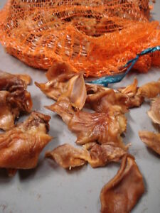 Pigs Ears Strips 2k - Wholesale importers! Huge Margin or saving!!! RRP £30