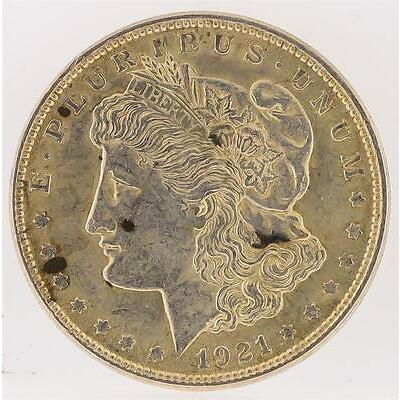 1921 Morgan Silver Dollar Lot 74