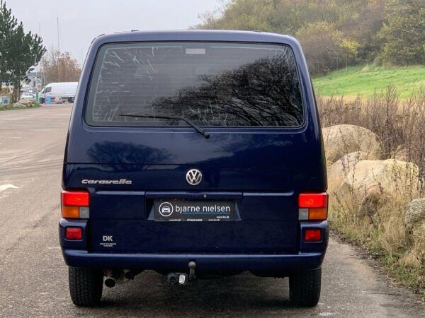 VW Caravelle 2,5 Comfortline aut. - billede 4