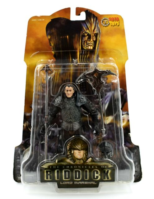 SOTA Toys - The Chronicles of Riddick - Lord Marshal Action Figure
