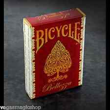 Bellezza Deck Bicycle Playing Cards Poker Size USPCC Limited Ed. Johnny Whamm