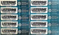 Listerine Essential Care Toothpaste Original Mint Gel - 4.2 Oz (10 Pack)