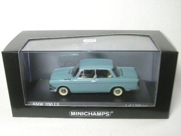 BMW 700 Ls (Blu Ceramica) 1960
