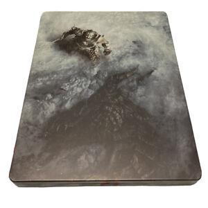 The-Elder-Scrolls-V-Skyrim-Special-Edition-Steelbook-Case-Only-No-Game