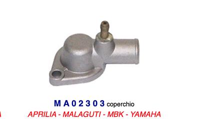 Logico Coperchio Termostato Acqua Yamaha Yp Majesty 250 96-98
