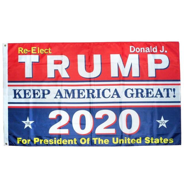 MAGA Trump 2020 3/'x5/' Flag Keep America Great Keep President Donald Trump