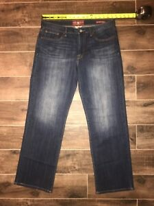 Élasthanne 361 34x31 Coton 1 Droit Jeans Vintage Brand Lucky 99 ~ FwxUfAqwvO