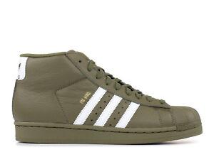 quality design 40daa f7f21 Image is loading Adidas-Originals-Big-Kid-039-s-Pro-Model-