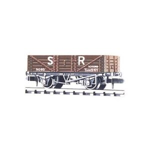 N gauge model accessories Peco NR-215 2x Wagon Crates SR Furniture Removals