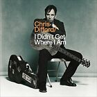 I Didn't Get Where I Am by Chris Difford (Vinyl, Sep-2014, URP Music Distribution)