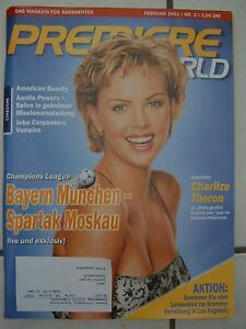 PREMIERE-WORLD-Magazin-Februar-01-2001-Nr-2-super-Zustand