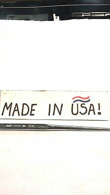 "3//8/"" x 5/"" Long TRW Center Punch USA Made Top Quality Chrome Vanadium Steel NEW"