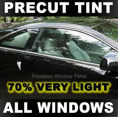 Precut Window Tint fits Ford Mustang Convertible 10-2013 70/% Very Light Film