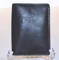 Fossil Men's Mitchell Bifold Black Leather Wallet Ml3277470