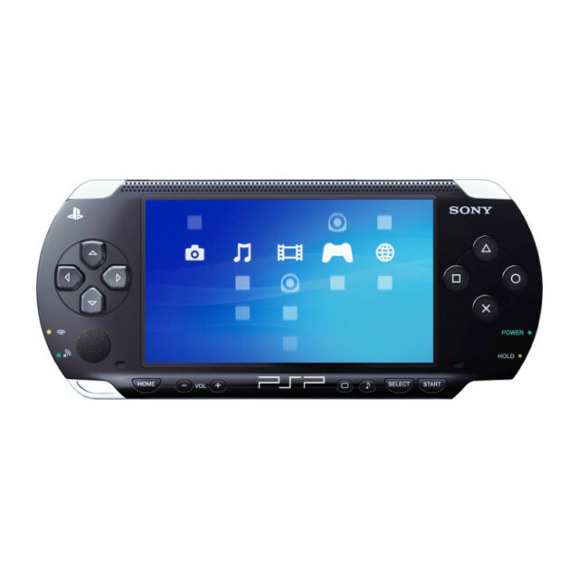 Sony PSP 1000 Black Handheld System